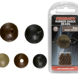 Starbaits Rubber Shock Beads