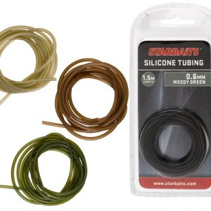 Starbaits Silicone Tubing 1.0 Mm