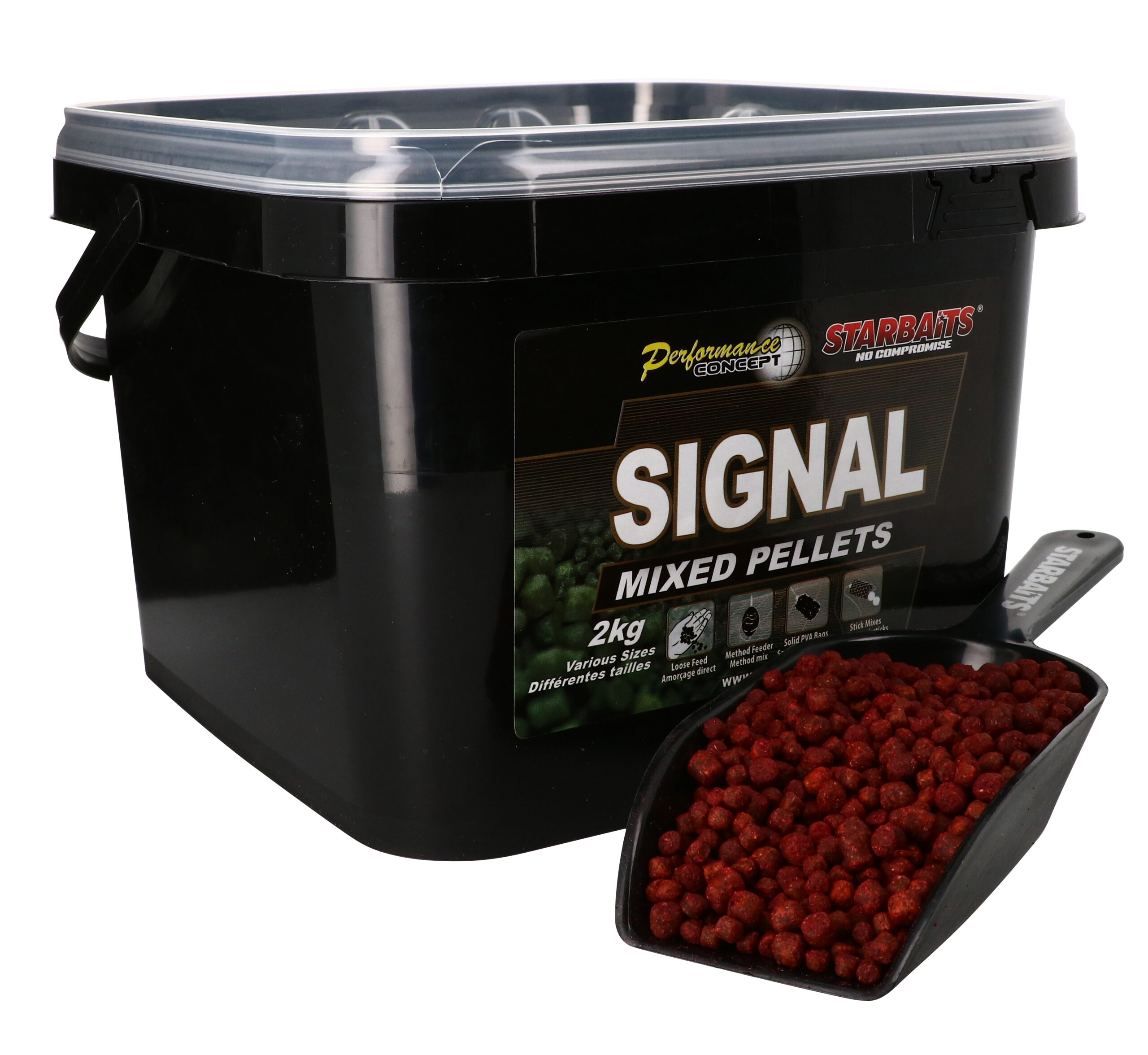 Starbaits Performance Concept Signal Mixed Pellets 2 Kg